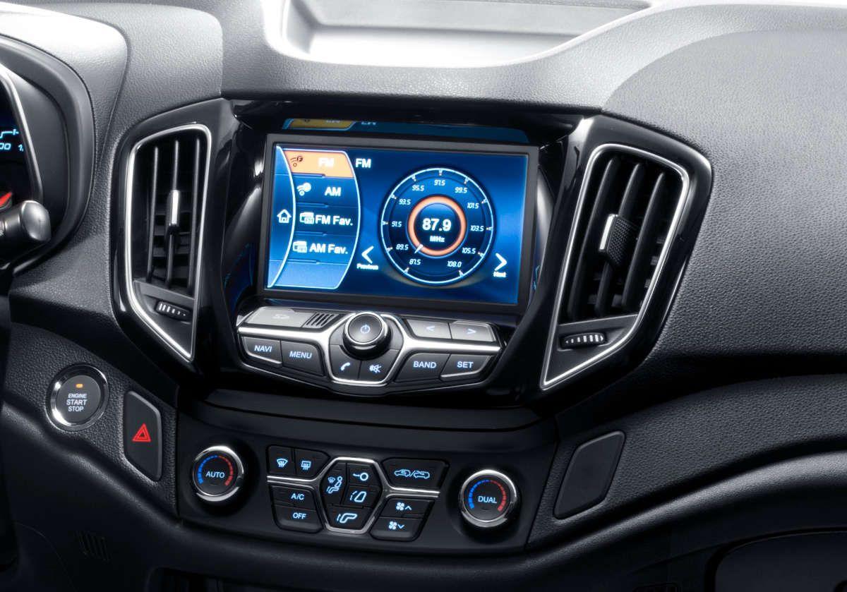 Honda Cr V Se >> En Argentina: Chery Tiggo 5 | Auto en Acción