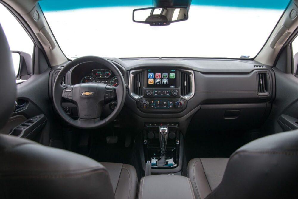 En Argentina: Chevrolet S10 y Trailblazer 2018 | Auto en ...