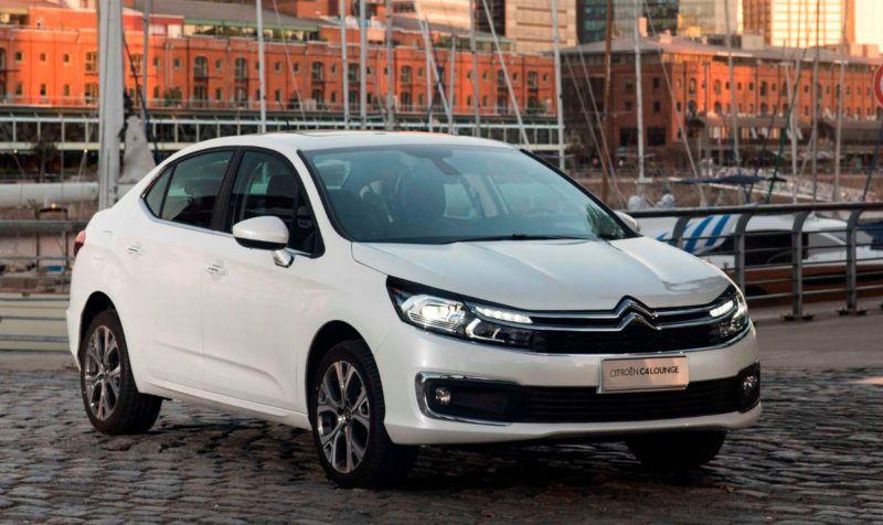 En Argentina: Citroën C4 Lounge 2019 | Auto en Acción