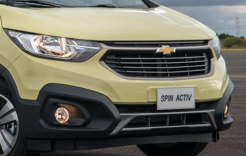 En Argentina Chevrolet Spin 2019 Auto En Accin