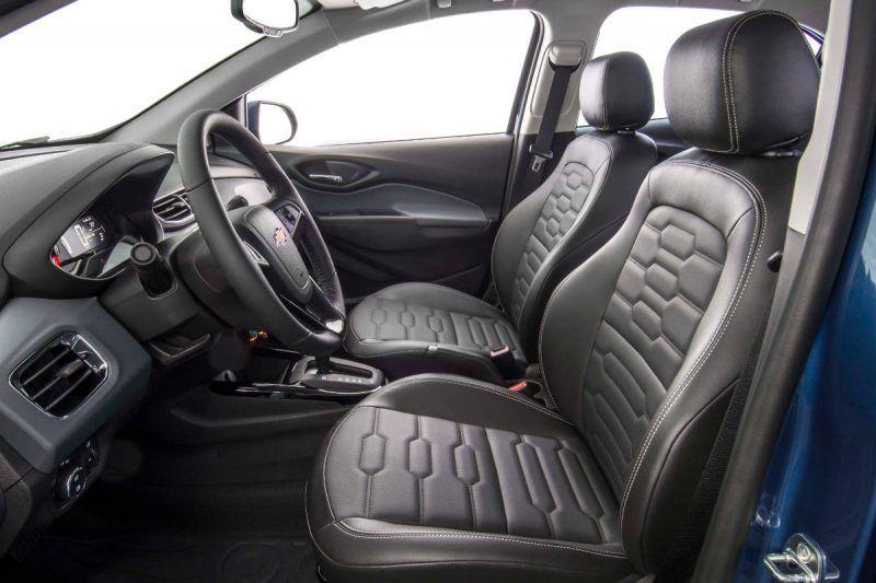 Nissan Maxima 2017 Interior >> En Argentina: Chevrolet Onix y Prisma 2019 | Auto en Acción